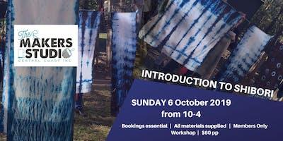 Introduction to Shibori Dyeing