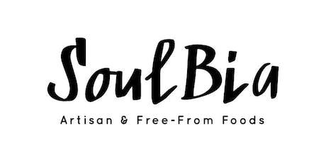 Gluten Freedom with The Gluten Free Patisserie billets