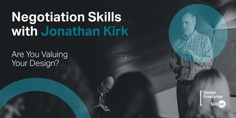Negotiation Skills with Jonathan Kirk  tickets