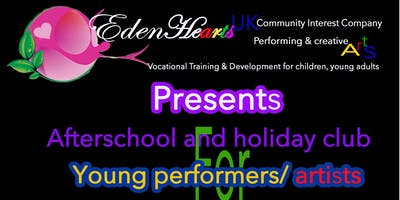 Eden Hearts UK CIC.  Performing and Creative Arts