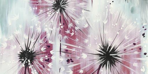 Wishful Thinking Brush Party - Harrow Weald