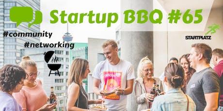 Startup BBQ #65 tickets