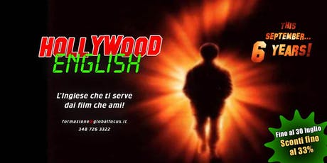 Hollywood*English: L'inglese che ti serve, dai film che ami! biglietti
