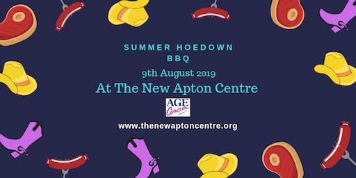 The New Apton Centre Summer Hoedown