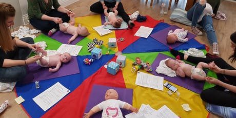 September Dream Big Baby Massage Group Course tickets
