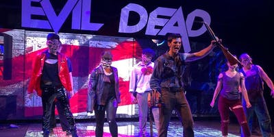 Evil Dead The Musical: The HD Tour CHICAGO