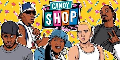 Candy Shop - Hip Hop Terrace Party (Derby)
