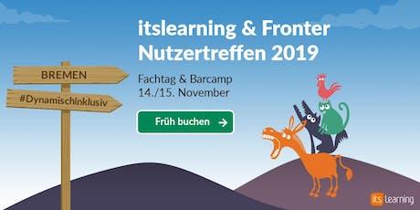 #DynamischInklusiv - itslearning & Fronter Nutzertreffen 2019 Tickets