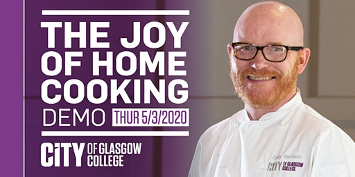 The Joy Of Home Cooking Demo with Gary Maclean