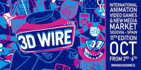 3D Wire 2019 Market entradas