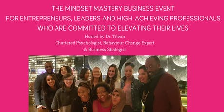 DISCOVER: The Mindset Mastery Event tickets