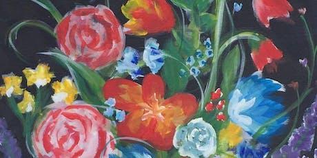 Ladies Night- Beautiful Flowers tickets