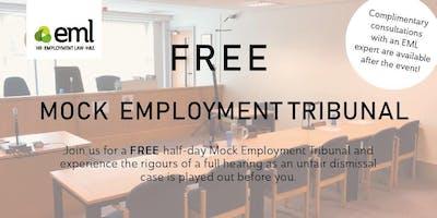 FREE Mock Employment Tribunal