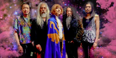 DIVINE SCHISM: ACID MOTHERS TEMPLE