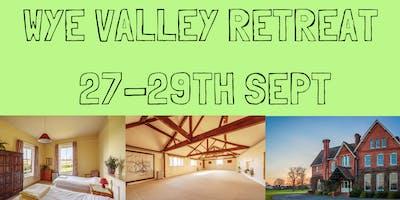 Barefoot Birmingham Yoga Retreat (Wye Valley)