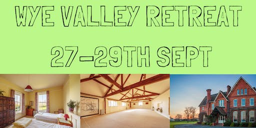Barefoot Birmingham Yoga Retreat (Wye Valley)