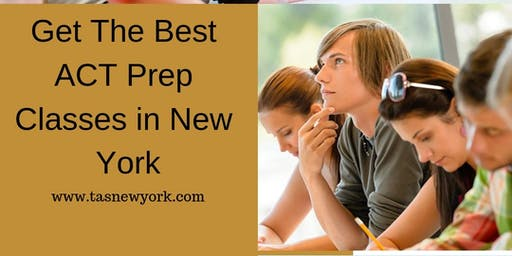 ACT Test Preparation - TAS Private Tutoring New York