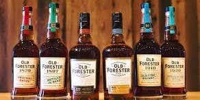 Old Forester Whiskey Dinner
