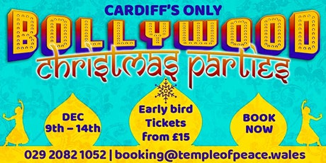 The Bollywood Works Christmas Party tickets