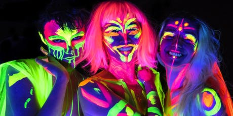 Carnival Special! Neon Naked Life Drawing Class. tickets