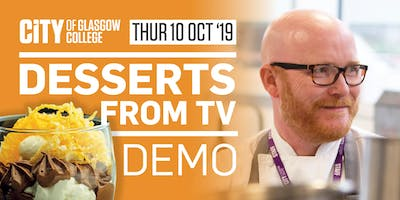 Desserts from TV Demo with Gary Maclean