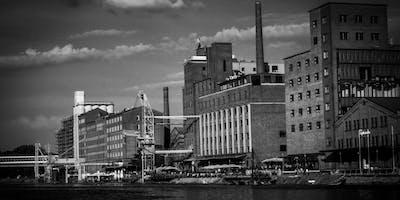 Duisburg Hafen Streetart Workshop speziell für Frauen / Leute ohne Kameraerfahrung