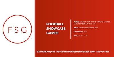 Football Showcase Games | U10 Showcase game
