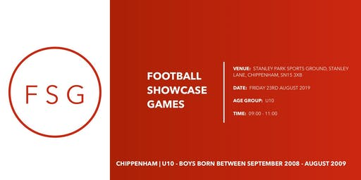 Football Showcase Games | U10 Showcase game