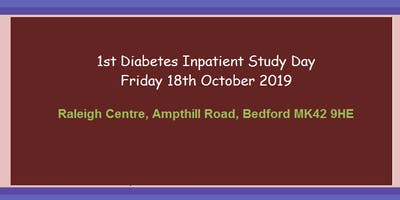 1st Diabetes Inpatient Study Day