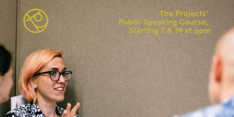 Pitch & Present: Public Speaking Course tickets