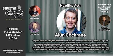 Comedy Night with Alun Cochrane  tickets