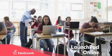 LaunchPad Online: Connect to a community of expert teachers with Edukana tickets
