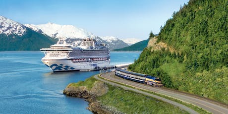 Alaska CruiseTour Travel Show on Behalf of Chambers (June 19-30 2020) tickets