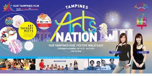 Tampines Arts Nation - PAssionArts Festival 2019