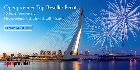 Openprovider Top Reseller Event tickets