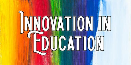 Innovation In Education Tickets