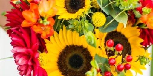 August Flower Workshop