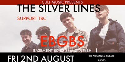 Cult Music present The Silver Lines