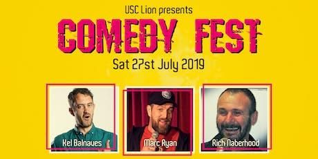 USC Lion Comedy Fest tickets