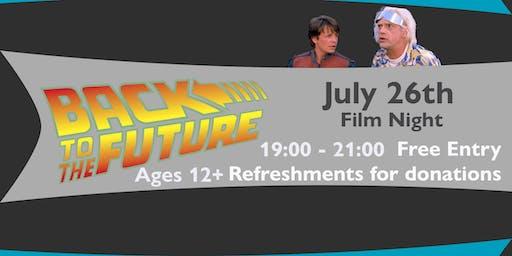 'Back To The Future' Movie Night.