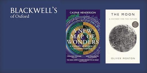 The Moon - Oliver Morton in conversation with Caspar Henderson