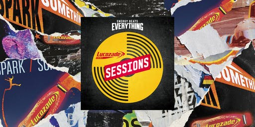 Lucozade Energy Sessions - Cork