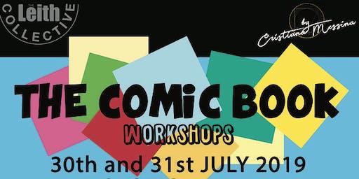 Create a Comic Book - Workshop for kids (8-12 years)