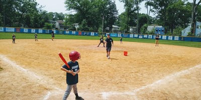 2019 Summer Baseball Clinics (6-10 yos) - Garwood Baseball League