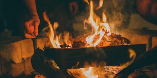 Firelight: Sue Hill, Mike Lay, Jude Munden, Elle Demaus