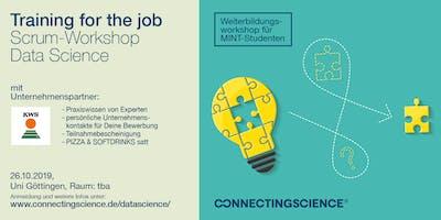 """SCRUM-Workshop \""""Data Science\"""": Deine Skills für IT & Softwareentwicklung"""
