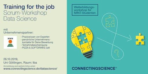 """SCRUM-Workshop """"Data Science"""": Deine Skills für IT & Softwareentwicklung"""