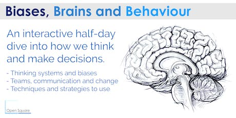 Biases, Brains and Behaviour tickets