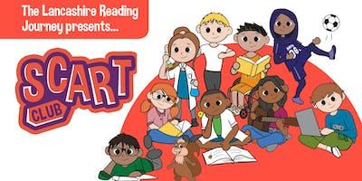 Scart Club Summer Activities - Puppet Storytime (Oswaldtwistle) #SCARTclub #LancsRJ