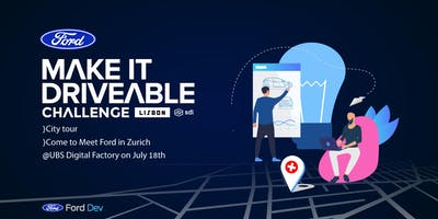 Ford in Zurich to Meet with Startups